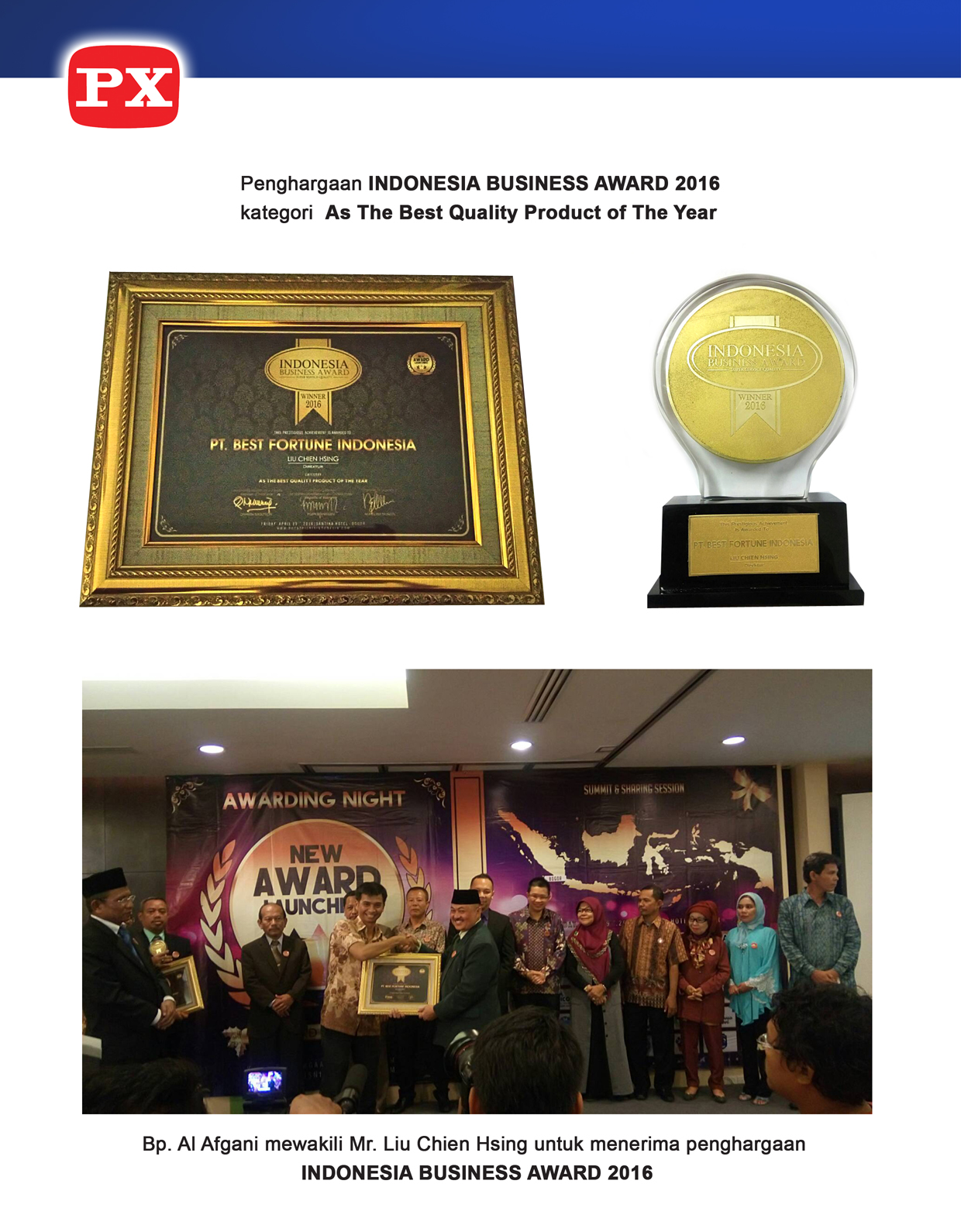 indonesia bussines award